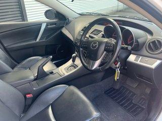 2009 Mazda 3 BL10L1 SP25 Activematic Pearl White 5 Speed Sports Automatic Sedan