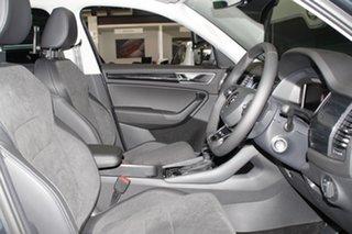 2020 Skoda Kodiaq NS MY21 132TSI DSG Quartz Grey 7 Speed Sports Automatic Dual Clutch Wagon