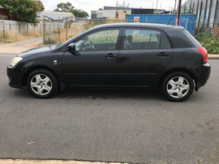 2006 Toyota Corolla ZZE122R 5Y Ascent 5 Speed Manual Hatchback