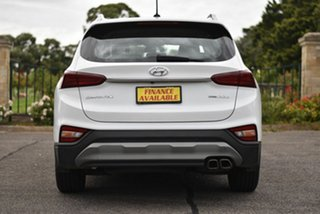 2018 Hyundai Santa Fe DM5 MY18 Active White 6 Speed Sports Automatic Wagon