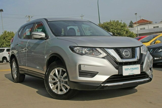 Used Nissan X-Trail T32 Series 2 ST 7 Seat (2WD) Victoria Park, 2019 Nissan X-Trail T32 Series 2 ST 7 Seat (2WD) Silver Continuous Variable Wagon