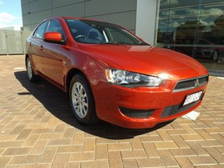 2009 Mitsubishi Lancer CJ MY10 RX Sportback 6 Speed Constant Variable Hatchback.