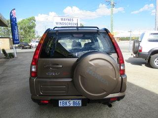 2003 Honda CR-V RD Sport Brown 4 Speed Automatic Wagon