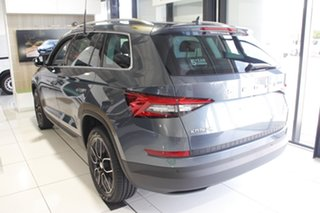 2021 Skoda Kodiaq NS MY21 132TSI DSG Quartz Grey 7 Speed Sports Automatic Dual Clutch Wagon.
