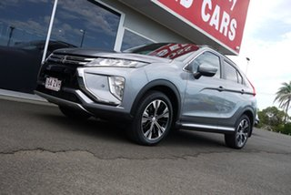 2020 Mitsubishi Eclipse Cross YA MY20 Exceed 2WD Grey 8 Speed Constant Variable Wagon.