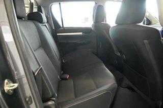 2017 Toyota Hilux GUN136R SR5 Double Cab 4x2 Hi-Rider Grey 6 Speed Sports Automatic Utility