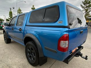 2005 Holden Rodeo RA MY05 LT Crew Cab 4x2 Blue 5 Speed Manual Utility