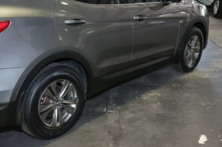 2013 Hyundai Santa Fe DM MY14 Active Grey 6 Speed Sports Automatic Wagon