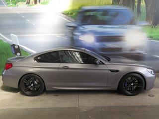 2017 BMW M6 F13 LCI Grey 7 Speed Auto Direct Shift Coupe.