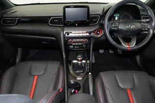 2020 Hyundai Veloster JS MY20 Turbo Coupe D-CT Premium Chalk White 7 Speed