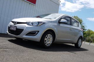 2014 Hyundai i20 PB MY14 Active 6 Speed Manual Hatchback