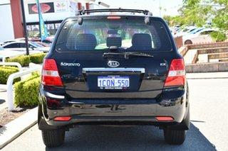 2007 Kia Sorento BL MY07 EX Black/Grey 5 Speed Sports Automatic Wagon