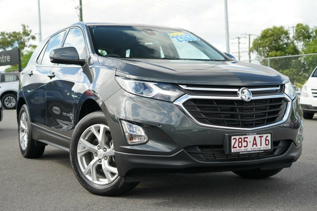 Used Holden Equinox EQ MY18 LT FWD Hillcrest, 2018 Holden Equinox EQ MY18 LT FWD Grey 9 Speed Sports Automatic Wagon