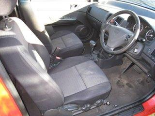 2006 Hyundai Getz TB Upgrade 1.6 Red 4 Speed Automatic Hatchback