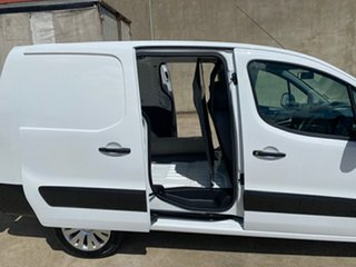 2013 Citroen Berlingo B9C MY13 L2 HDi White 5 Speed Manual Van