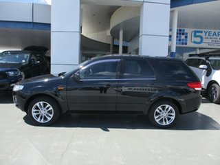 2012 Ford Territory SZ TS (RWD) Black 6 Speed Automatic Wagon.