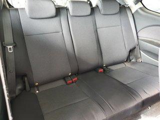 2010 Holden Barina TK MY10 Grey 5 Speed Manual Hatchback