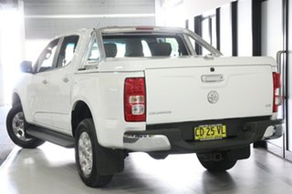 2015 Holden Colorado RG MY15 LTZ (4x2) White 6 Speed Automatic Crew Cab Pickup.