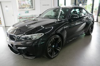 2016 BMW M2 F87 Black 6 Speed Manual Coupe