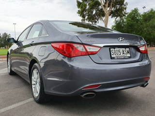 2011 Hyundai i45 YF MY11 Active Dark Grey 6 Speed Sports Automatic Sedan