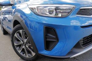 2020 Kia Stonic YB MY21 Sport Sporty Blue 6 Speed Steptronic Wagon.
