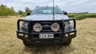 2015 Ford Ranger PX MkII Wildtrak Double Cab Aluminium 6 Speed Sports Automatic Utility.