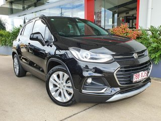2017 Holden Trax LT Black Wagon.