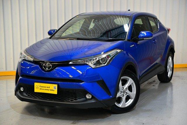 Used Toyota C-HR NGX10R Update (2WD) Hendra, 2019 Toyota C-HR NGX10R Update (2WD) Blue Continuous Variable Wagon