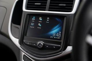 2017 Holden Barina TM MY17 LS Black 6 Speed Automatic Hatchback