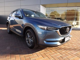 2017 Mazda CX-5 KF4WLA Touring SKYACTIV-Drive i-ACTIV AWD 6 Speed Sports Automatic Wagon.