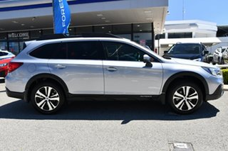 2020 Subaru Outback B6A MY20 2.5i CVT AWD Premium Ice Silver 7 Speed Constant Variable Wagon
