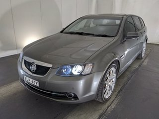 2011 Holden Calais VE II V Grey 6 Speed Sports Automatic Sedan.