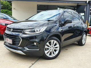 2017 Holden Trax LT Black Wagon
