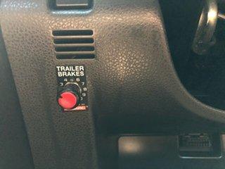 2017 Isuzu D-MAX TF MY17 SX (4x4) White 6 Speed Automatic Crew Cab Chassis