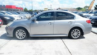2011 Subaru Liberty B5 MY11 2.5i Lineartronic AWD Silver 6 Speed Constant Variable Sedan