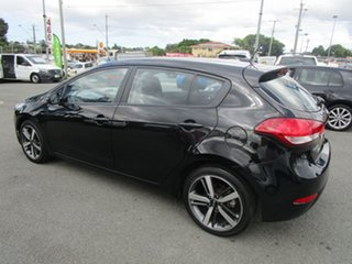 2018 Kia Cerato YD MY18 Sport Black 6 Speed Sports Automatic Hatchback.