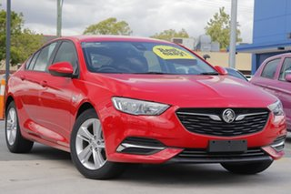 2018 Holden Commodore ZB MY18 LT Liftback Red 9 Speed Sports Automatic Liftback.
