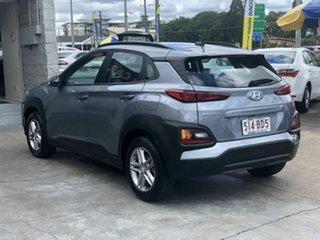 2019 Hyundai Kona OS.3 MY20 Active 2WD Grey 6 Speed Sports Automatic Wagon.