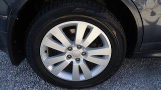 2012 Subaru Tribeca B9 MY12 R AWD Premium Pack Grey 5 Speed Sports Automatic Wagon.