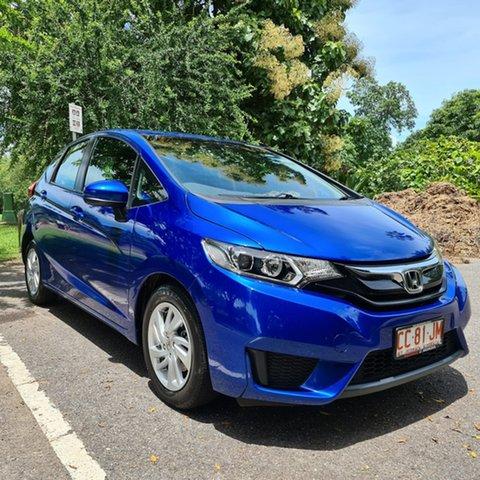 Used Honda Jazz GF MY17 VTi Stuart Park, 2017 Honda Jazz GF MY17 VTi Blue 5 Speed Manual Hatchback