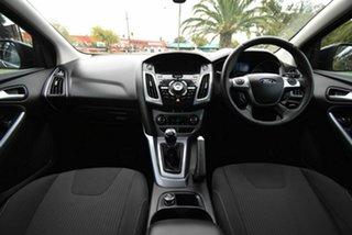 2012 Ford Focus LW Sport Black 5 Speed Manual Hatchback