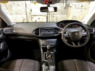 2016 Peugeot 308 T9 Access Silver 6 Speed Sports Automatic Hatchback
