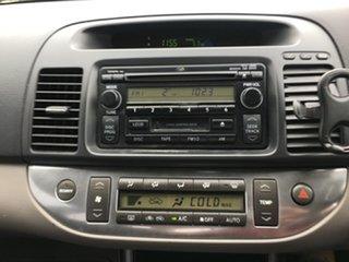 2002 Toyota Camry MCV36R Sportivo White 5 Speed Manual Sedan