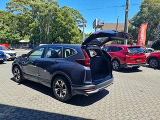 2020 Honda CR-V RW MY21 VTi FWD 7 Cosmic Blue 1 Speed Constant Variable Wagon