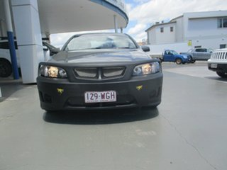2012 Holden Commodore VE II MY12.5 Z-Series Grey 6 Speed Automatic Sedan