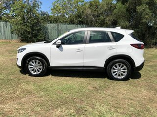 2016 Mazda CX-5 KE1072 Maxx SKYACTIV-Drive FWD Sport White 6 Speed Sports Automatic Wagon