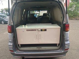 2000 Nissan Elgrand ALWE50 Highway Star Metallic Silver 4 Speed Automatic Wagon
