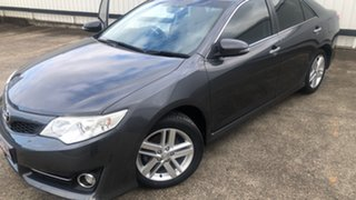 2015 Toyota Camry ASV50R Atara S Grey 6 Speed Sports Automatic Sedan.