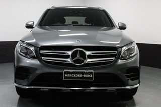 2018 Mercedes-Benz GLC-Class C253 809MY GLC350 d Coupe 9G-Tronic 4MATIC Grey 9 Speed.