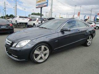 2011 Mercedes-Benz E-Class C207 E250 CDI BlueEFFICIENCY Avantgarde Grey 5 Speed Sports Automatic.